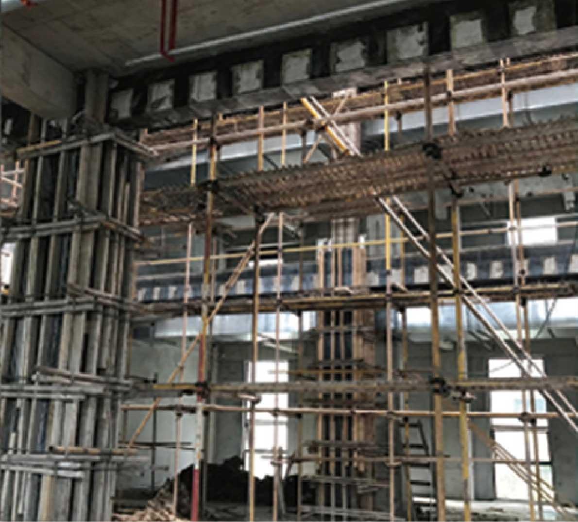 建筑结构补强加固