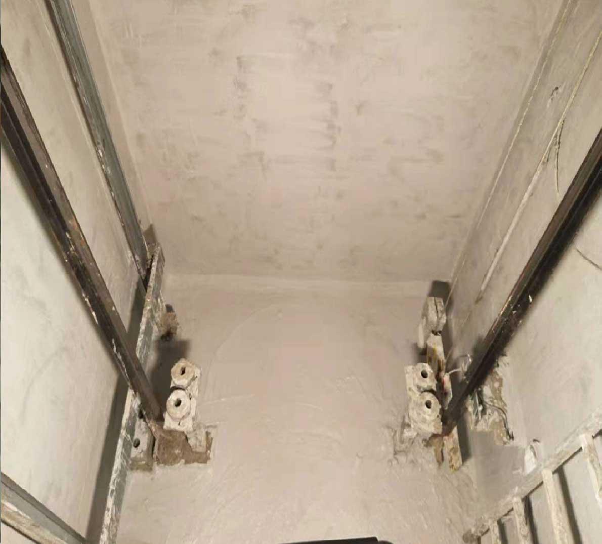 电梯井修缮工程