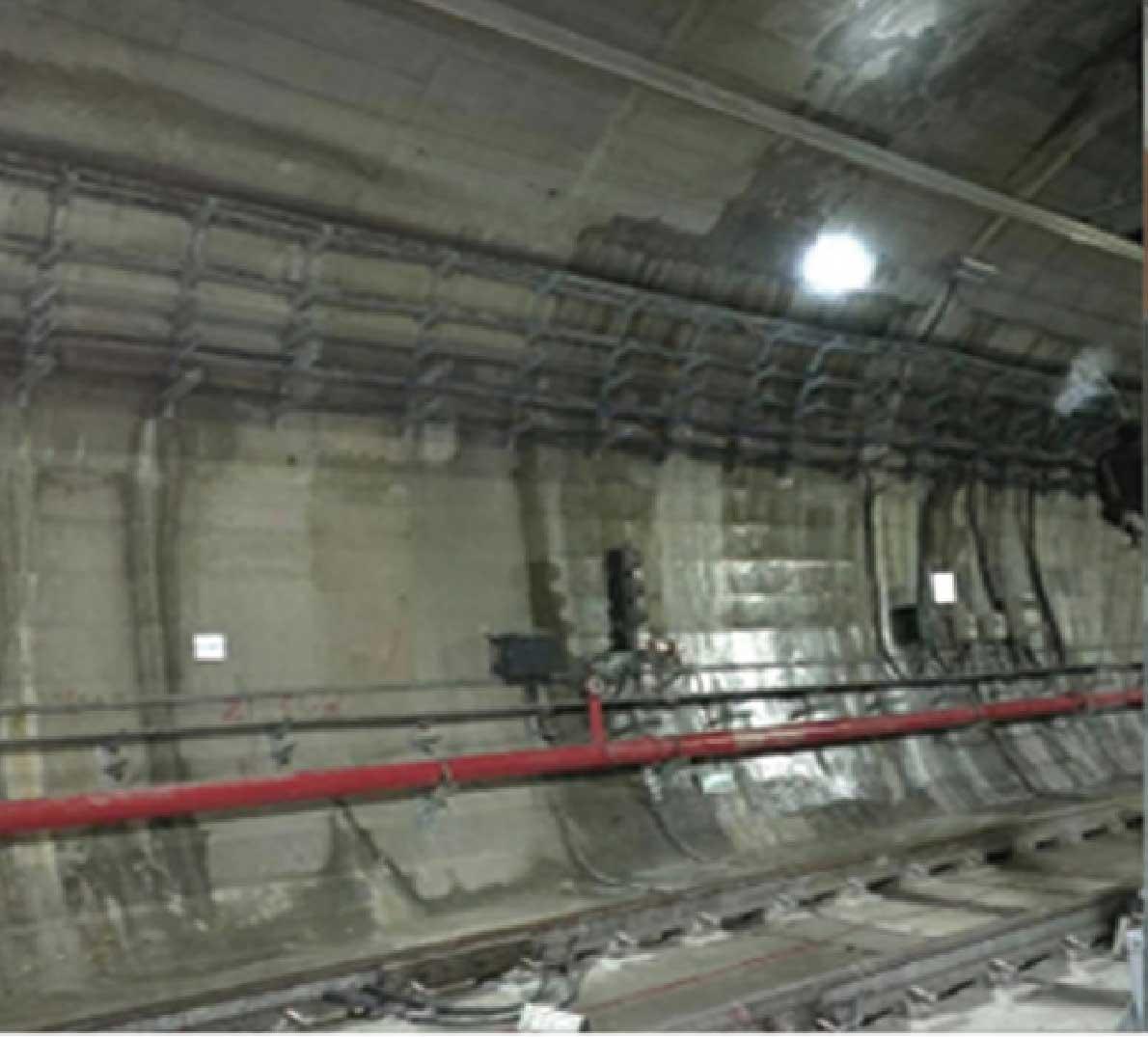 桥隧渗漏修缮工程